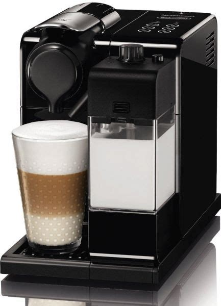 Nespresso Uae by Delonghi Nespresso Lattissima Touch Coffee Machine En550