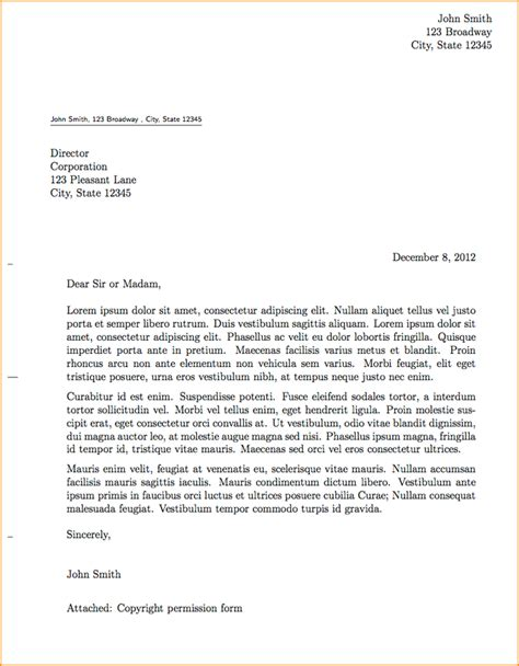 What Is The Best Format To Write A Resume In by A Proper Letter Format Exle Basic Appication Letter