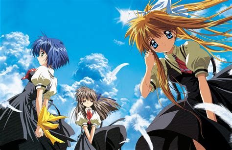 Air Anime Wallpaper - air wallpaper zerochan anime image board