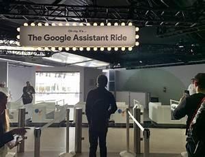 把遊樂園搬進 CES!坐上 Google Assistant 小火車,看 3 種應用情境如何包圍生活 ...