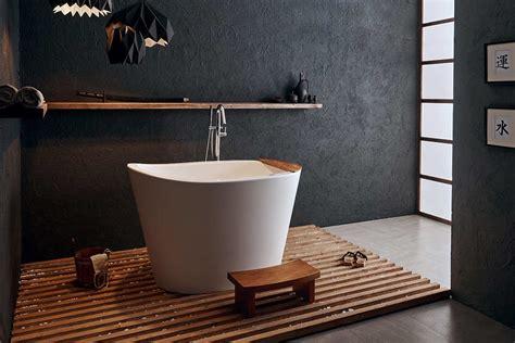 Ofuro Soaking Tubs by Aquatica True Ofuro Japanese Soaking Freestanding
