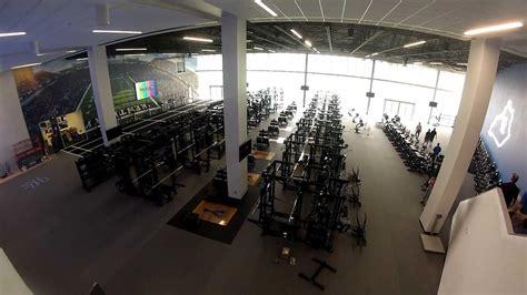 million uk football practice facility