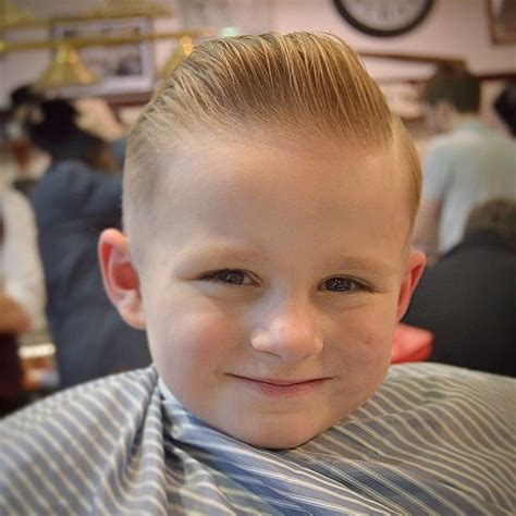 newest haircuts for slick haircut with a quiff hairstyle boys 6136