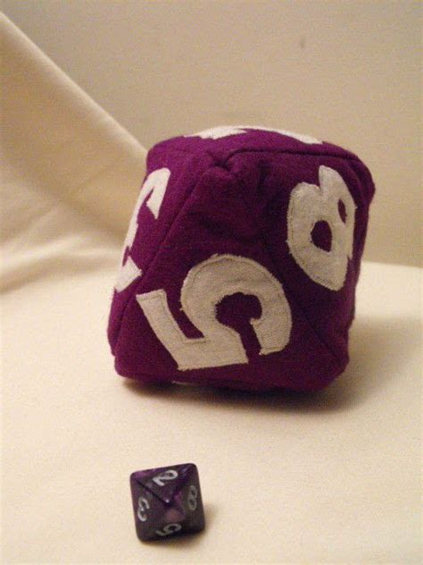 dungeon  dragons baby dice dice sewing  cut