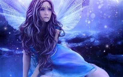 Fairy Winter Fairies Background Desktop Wallpapers Resolution