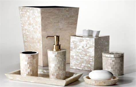 Luxury Bathroom Accessories Set