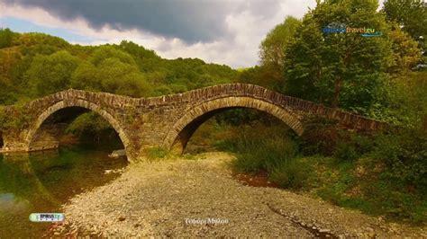 Dangerous Flight at old bridges in Greece | Dronestagram