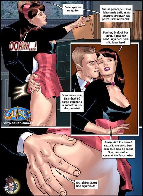 A Esportista 3 Parte 1 Quadrinhos Eróticos