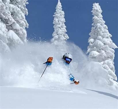 Powder Colorado Skiing Ski Steamboat Springs Deep