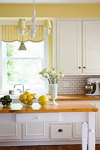 ideas  yellow kitchen walls  pinterest