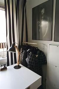 Gardinen Wohnzimmer Grau : ikea gardinen ikea gardinen grau wei gestreift gardinen dekoration verbessern ihr zimmer shade ~ Whattoseeinmadrid.com Haus und Dekorationen
