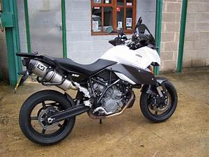 Ktm Smt 990  Fitted With Wings Exhaust  Full Ecu Remap