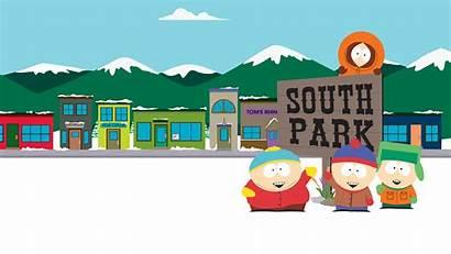 South Park Fondo Cartman Stan Kyle Kenny