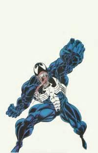 Venom Comic Page