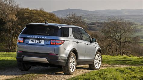 2020 Land Rover Sport by 2020 Land Rover Discovery Sport Preview