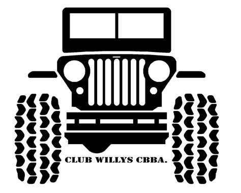 jeep front logo jeep willys logo images