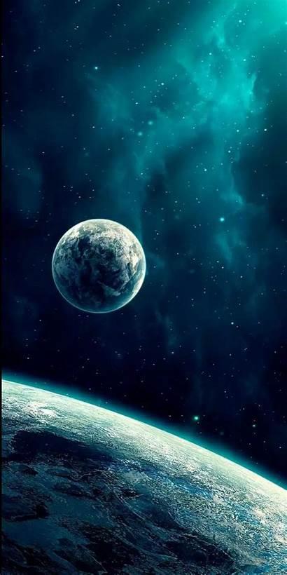 Space Scene Nebula Nasa Planet Novy Tomas