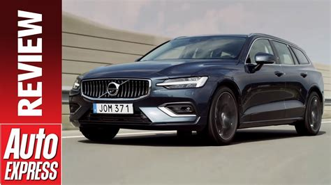 Is Volvo Swedish by New Volvo V60 Review Premium Swedish Estate Is Cool And