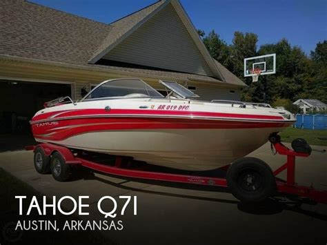 Used Tahoe Boats In Arkansas by For Sale Used 2006 Tahoe Q7i In Arkansas Boats