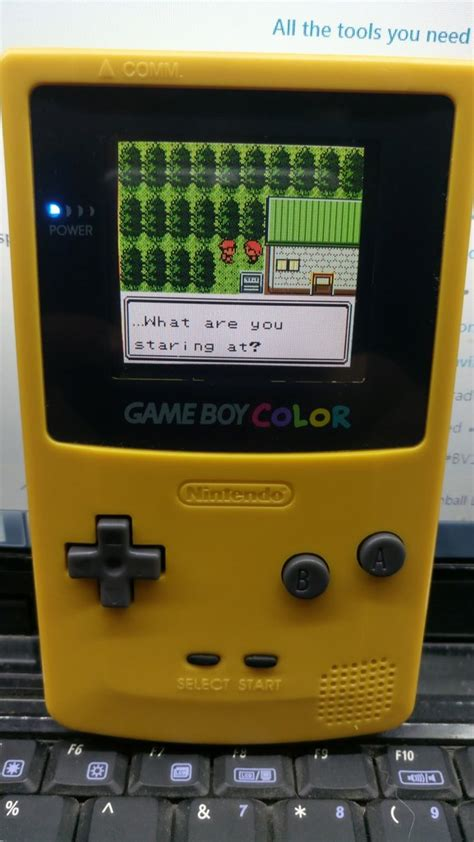 backlit gameboy color backlit gameboy color custom made to your request