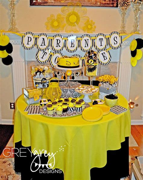 baby shower bee theme 30 best bee theme images on bee party bee