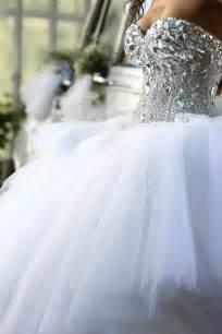 brautkleid swarovski tulle skirt bling bodice one hell of a wedding dress the wedding dress