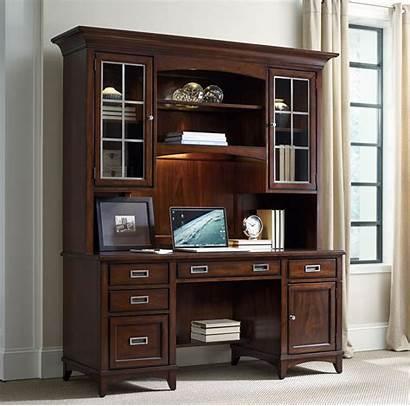 Hooker Credenza Furniture Computer Latitude Office Desks