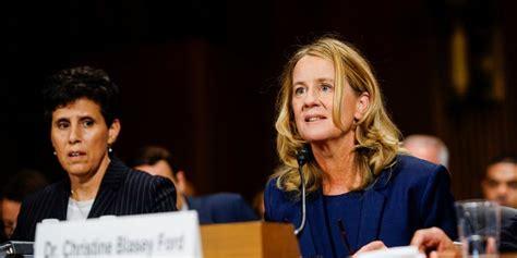 At Senate Hearing, Christine Blasey Ford Says She Is '100