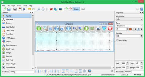 Autoplay Menu Builder Templates Autoplay Menu Builder