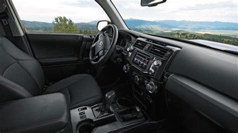 Toyota 4runner Interior by 2018 Toyota 4runner Price Specs Interior Exterior