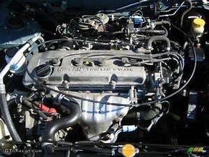 2001 Nissan Altima Gxe 2 4 Liter Dohc 16 Valve 4 Cylinder