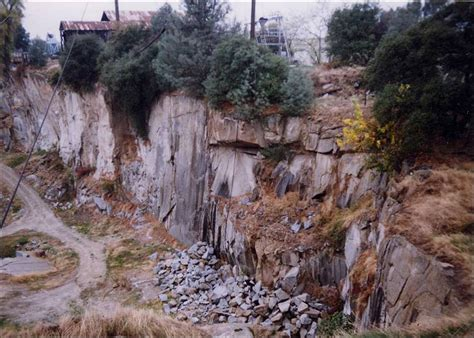 placer county list of quarries