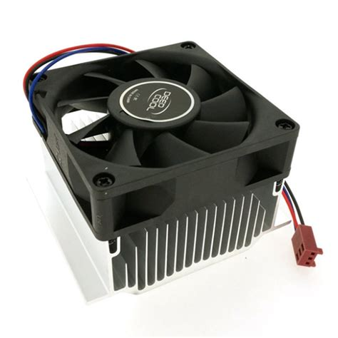 what is the purpose of a heat sink deep cool fs 47828 coolkop computer cpu cooler 70mm