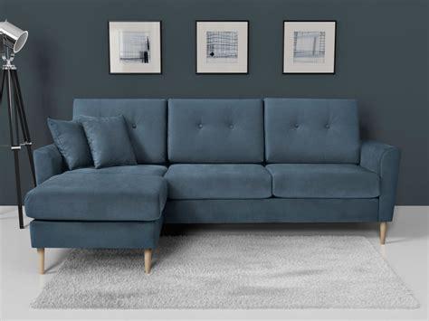 canapé d angle delamaison canapé d 39 angle en tissu maximilian kaligrafik canapé