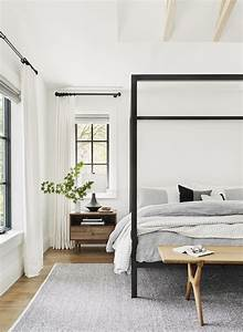 17, Beautiful, Gray, And, White, Bedrooms