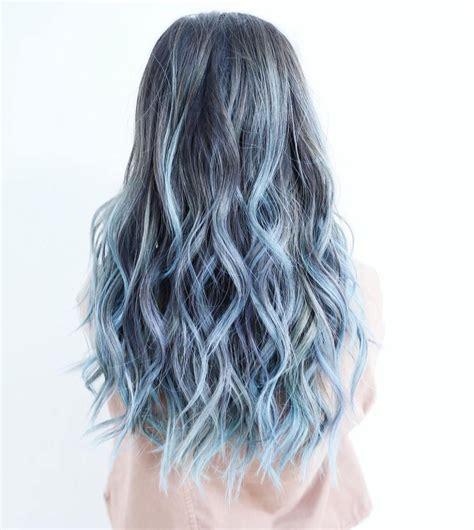 30 Icy Light Blue Hair Color Ideas For Girls Hair Hair