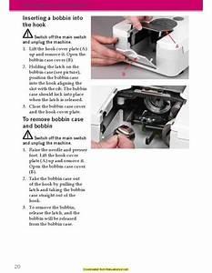 Pfaff Grandquilter Hobby 1200 Sewing Machine Owner U0026 39 S Manual