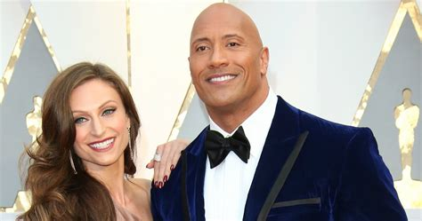 Dwayne Johnson Announces The Birth Of Daughter Tiana On ...