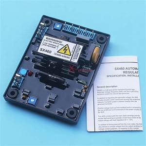 New Avr Sx460 Automatic Volt Voltage Regulator For