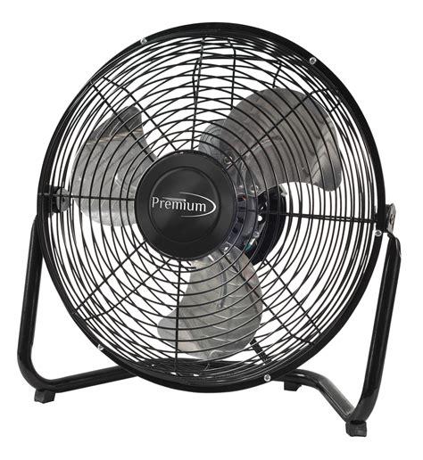 high velocity low speed fans premium appliances 14 3 speed high velocity floor fan