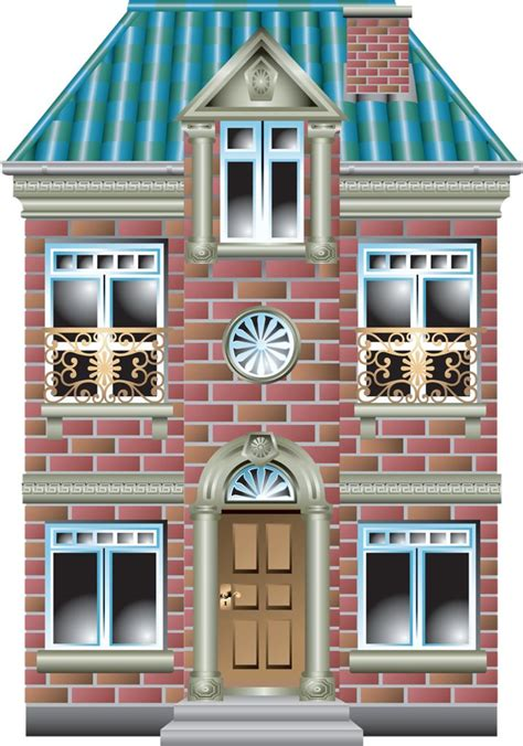 clipart casa 17 best images about houses apartment on