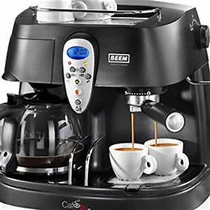 Amazonde beem cafe joy espresso und kaffeemaschine for Kaffeemaschine für pads und pulver
