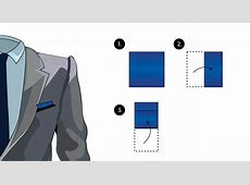 How to Fold a Pocket Squares TieaTienet