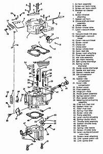 33 Rochester 1 Barrel Carburetor Diagram