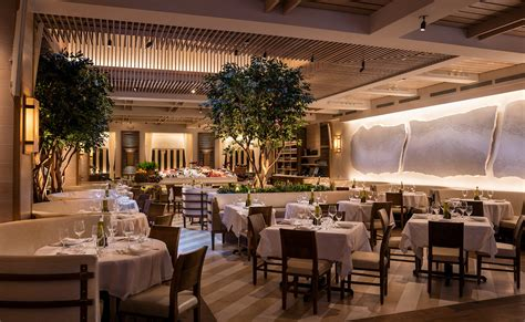 avra madison restaurant review  york usa wallpaper