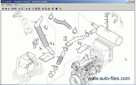 linde forklift truck spare parts repair 2012 spare parts