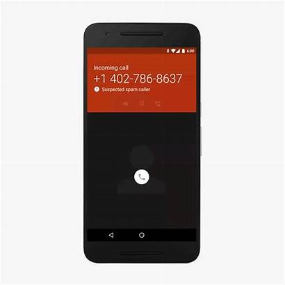 Spam Protection Call Google App Nexus Android