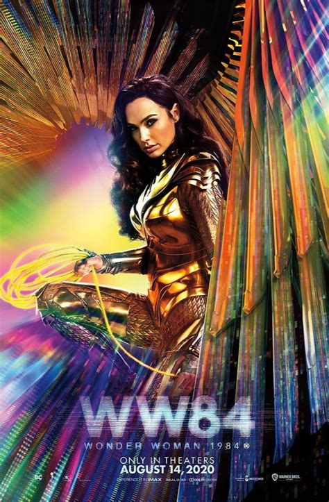 Wonder Woman 1984 - Motion Poster