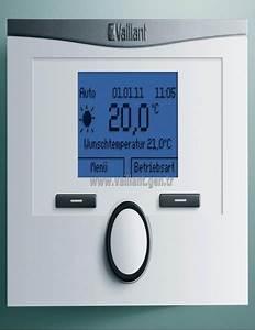 Calormatic Vrt 350 : vaillant vrt 350 kablolu oda termostad ~ Frokenaadalensverden.com Haus und Dekorationen