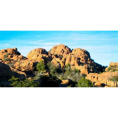 Granite Dells - This Lively Earth Blog by Priscilla Stuckey
